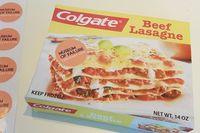 Colgate Beef Lasagne dan Coca-Cola Rasa Kopi, Produk Makanan Gagl di Museum of Failures