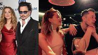Tinggalkan 'Captain Jack', Amber Heard Pilih 'Iron Man'