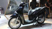 Meski Pakai Mesin yang Sama, Honda SH150i Takkan Ganggu PCX