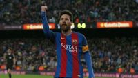 Messi yang Efektif dan Efisien