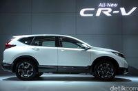 Ada Honda CR-V Turbo, Ini Tanggapan Toyota