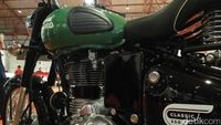 Motor Klasik Royal Enfield Redditch Classic 350