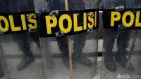 Polisi Bubarkan Massa Ojek Online yang Kumpul di Melawai