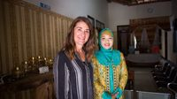 Kekaguman Melinda Gates Pada Mbak Ati Pujiastuti