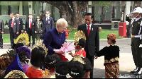 Jokowi Bertemu Presiden Lithuania, Bahas Energi Hingga Sawit