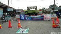Ada Perbaikan Jembatan, Jalan Raya Bojonegara Ditutup 21 Hari