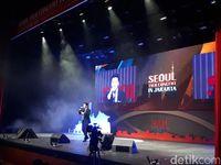Eru Promosikan Wisata Muslim di 'Seoul Talk Concert in Jakarta'