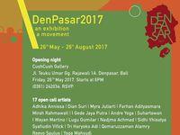 Angkat Sisi Kreatif Denpasar, Pameran 'DenPasar 2017' Gaet 17 Seniman