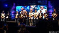 Festival Blues Bali Gemborkan Pesan Perdamaian
