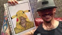 Chester Bennington, Si Penggila Pokemon