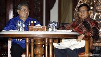 Prabowo: Bukan Pertemuan, Nasgor dengan SBY yang Luar Biasa