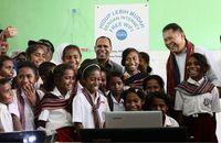'Internet Cepat Adalah Hak Seluruh Anak Indonesia'