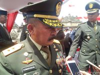 Permalink to Pangdam Udayana: Ratusan Anggota ISIS 'Tidur' di Bali, NTT dan NTB