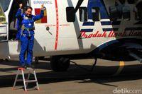 Permalink to Lagi, Pilot Wanita Ini Sukses Terbangkan Pesawat N219