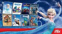 Permalink to Sejumlah Film Disney dapat Disaksikan di iflix