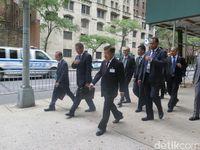Pertemuan Tingkat Tinggi PBB Dimulai, JK Pimpin Delegasi RI