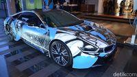 Permalink to Bodi Mobil BMW i8 Dihiasi Seni Mural Darbotz