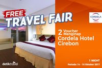 Permalink to #FreeTravelFair : Gratis Tidur di Cordela Hotel Cirebon