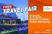 Permalink to #FreeTravelFair : Tidur Gratis di Grand Cordela Hotel Bandung