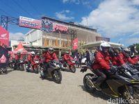 Permalink to Geber CBR250RR Menuju Lebaran Pencinta Honda