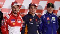 Permalink to Klasemen MotoGP: Marquez Kini Cuma Unggul 11 poin dari Dovizioso