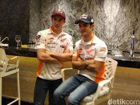 Permalink to Evaluasi Marquez dan Pedrosa soal Musim 2017