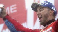 Permalink to Dovizioso: Andai Gagal Juara, Ducati Sudah Tampil Hebat