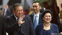 SBY Sambangi DPR Bareng Bu Ani, Ada Apa?