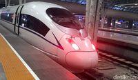 Permalink to Wuss! Kereta Cepat di China Melesat 300 Km/Jam