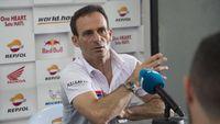 Permalink to Marquez dan Pedrosa Menunggu Efek Positif dari Alberto Puig