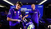 Permalink to Rossi Terus Bekerja agar Yamaha Kompetitif Sejak Balapan Pertama