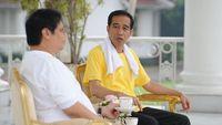 Permalink to Jokowi-Airlangga Bahas Cawapres, Surya Paloh: Itu Komunikasi Baik