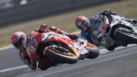 Permalink to MotoGP Prancis 2018: Kuasai Le Mans, Marquez Hat-trick Kemenangan