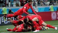 Permalink to Segudang Rencana Inggris di Piala Dunia 2018