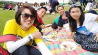 Asyiknya d'Traveler Piknik ke Gunung dan Arung Jeram di Hokkaido