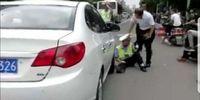 Permalink to Demi Dapat Uang, Polisi di China Tabrakkan Diri ke Mobil