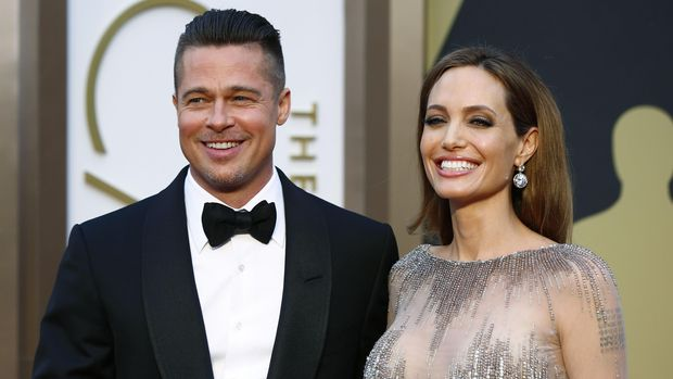 Pasca berpisah dari Brad Pitt, Angelina Jolie mengaku kini hanya ingin menjaga anak-anak.