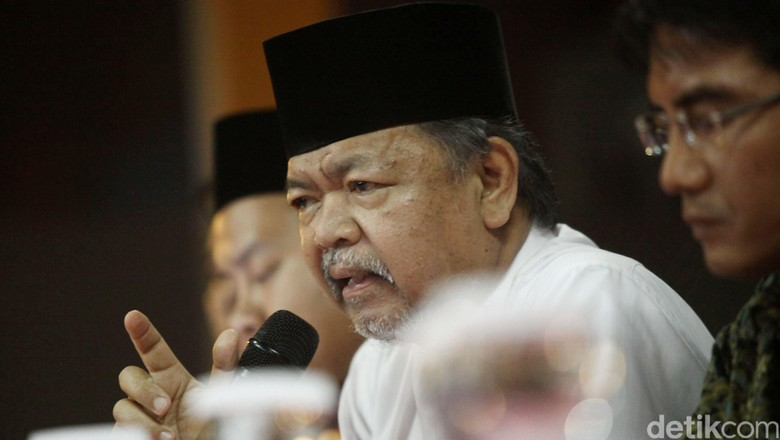 Mantan Imam Besar Masjid Istiqlal KH Ali Mustafa Yaqub Wafat