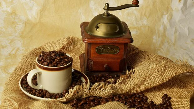 ada rasio tertentu untuk menyeduh kopi agar terasa nikmat