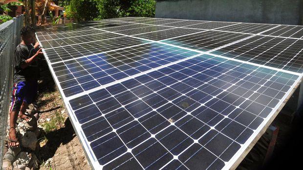 Kala Juragan Batu Bara Tergiur Bisnis Energi Terbarukan