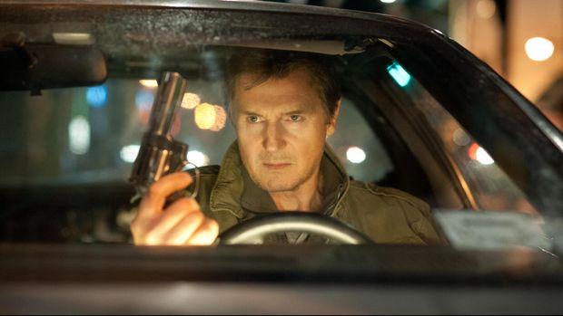 Liam Neeson menjadi 'pahlawan Yahudi' di 'Schindler's List.'