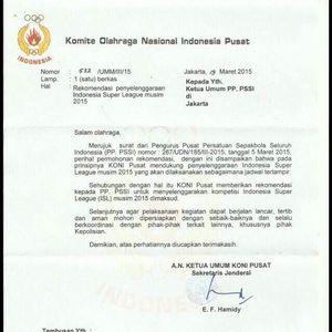Surat Rekomendasi Isl Beredar Hamidi Saya Di Singapura