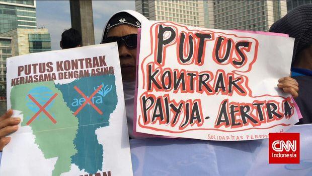 Swastanisasi Air di Jakarta