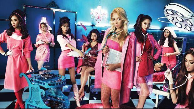 SNSD disebut sebagai girlband paling berpengaruh dari Korsel.