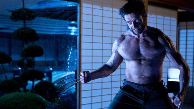 Hugh Jackman saat menjadi Wolverine.