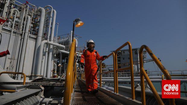 Bergegas Menelan Pil Pahit Defisit Gas