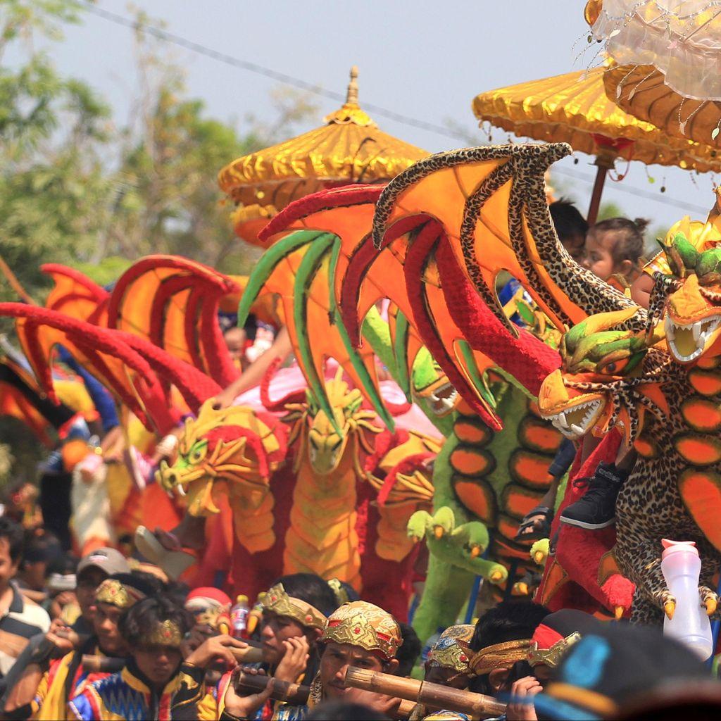 Indramayu Kota Wisata Andalan Jawa Barat