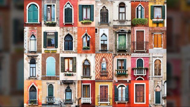 Foto foto jendela dunia hasil jepretan fotografer profesional - Foto di finestre ...