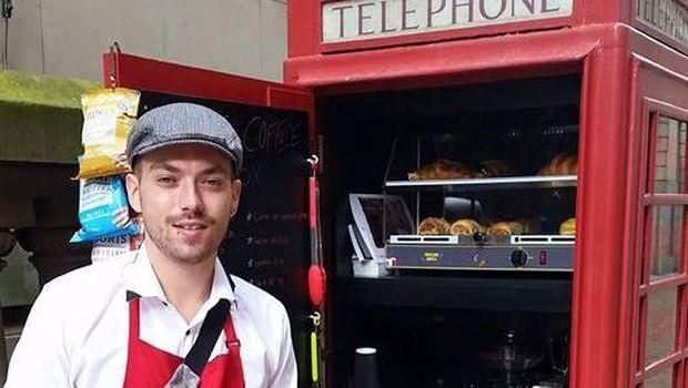 Dari Kafe hingga Kios, Boks Telepon Merah Inggris Berbenah