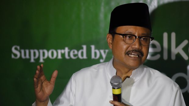 PDIP: Pendamping Gus Ipul Mengerucut ke Tiga Nama